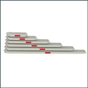 Stahlgerüst mit Stahlboden