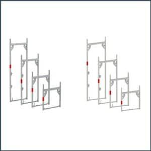 Gerüstrahmen | Stellrahmen